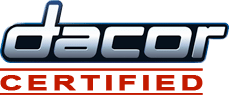 Dacor certified