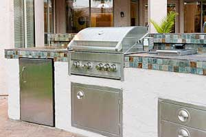Barbecue grill repair by Boise Appliance Repair Pro.