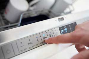 Dishwasher repair by Boise Appliance Repair.