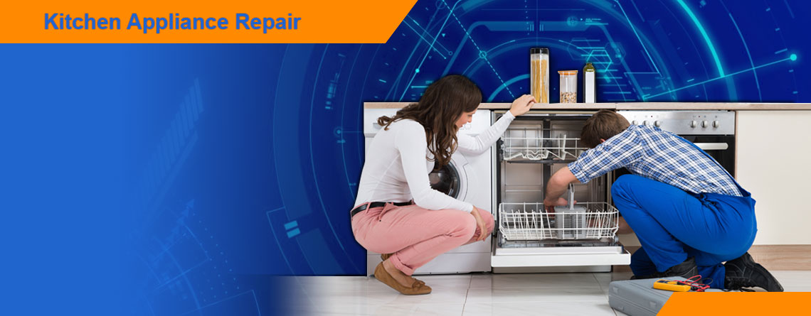 Kitchen appliance repair
