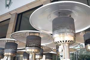Patio heater repair by Boise Appliance Repair Pro..