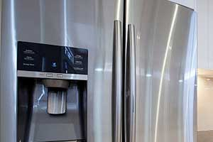 Refrigerator repair by Boise Appliance Repair.