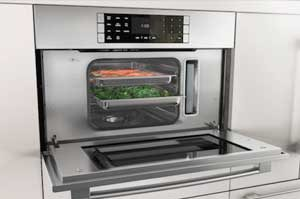 Steam oven repair by Boise Appliance Repair Pro.