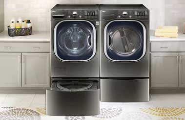 We do Washer and dryer repair