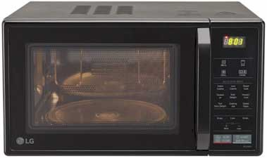 We do microwave repair.