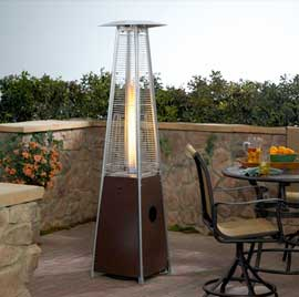Patio heater repair does great job.