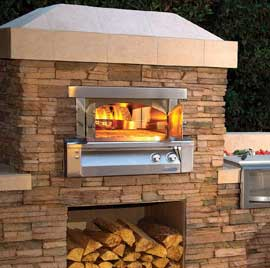 Pizza oven repair in Boise.