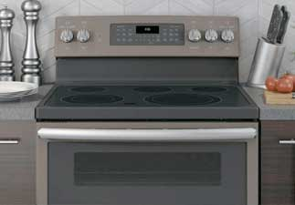 Stove and range repair is what we do