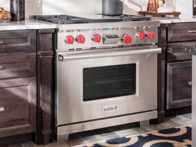 Best in Boise stove and range repair