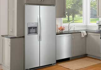 Frigidaire refrigerator repair the best