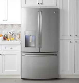 GE refrigerator repair the best