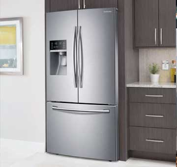 Samsung refrigerator repair by Boise Appliance Repair Pro