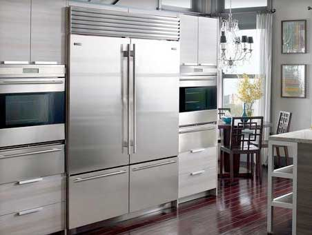 Sub Zero refrigerator repair the best