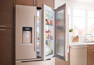 Whirlpool refrigerator repair by Boise Appliance Repair Pro.